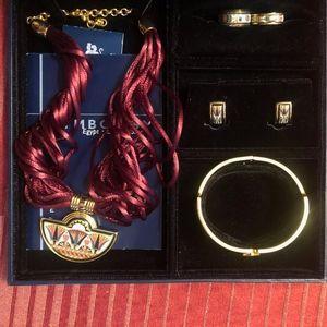 Michaela Frey Egyptian Jewelry Set